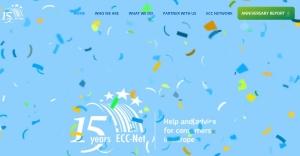 Mreža Europskih potrošačkih centara – web stranica i izvješće o 15 godina rada