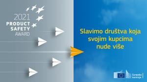 Poziv poduzećima - Nagrada Europske unije za sigurnost proizvoda
