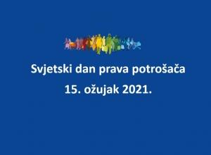 Svjetski dan prava potrošača - 15.03.