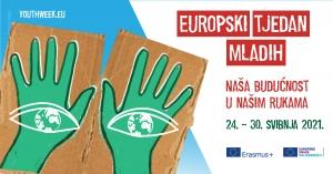 Najava: Europski tjedan mladih - brojna događanja i aktivnosti u državama sudionicama programa Erasmus+