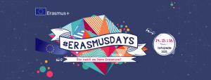 Obilježite Dane Erasmusa 2021.!