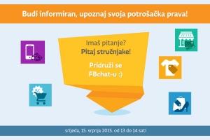 """Vlada Republike Hrvatske organizira Facebook chat na temu """"Budi informiran, upoznaj svoja prava!"""""""