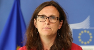 Povjerenica za trgovinu Malmström o pregovorima o transatlantskom trgovinskom i investicijskom partnerstvu (TTIP)