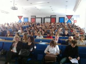 Prednosti EU tržišta predstavljene pred više od 300 studenata i poslodavaca