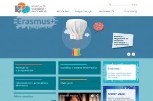 Agencija za mobilnost i programe Europske unije najavljuje informativno-promotivne seminare u povodu natječaja za program Erasmus+ za 2016. godinu i predstavlja novu mrežnu stranicu