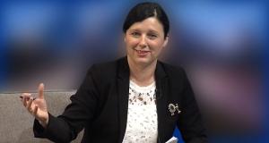 Povjerenica Jourová na konferenciji za medije o završnom sporazumu o zaštiti podataka