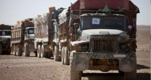 EU sudjeluje u humanitarnom konvoju za sirijski grad Madaju