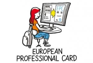 Portal Vaš Europa: polazna točka za izdavanje Europske profesionalne kartice (EPC kartica)