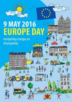 Započete pripreme za proslavu Dana Europe!
