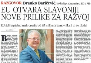 EU otvara Slavoniji nove prilike za razvoj