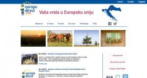 Otvorenje Informacijskog centra Europe Direct  Sisak (EDIC Sisak)