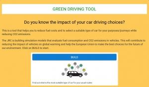 Komisija  objavila  novi  internetski  alat  za  mjerenje  potrošnje  goriva  i  emisija  CO 2 prilikom putovanja automobilom