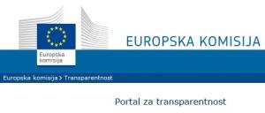 Europska komisija - portal za transparentnost