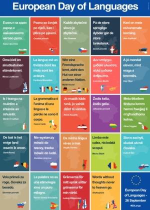Europski dan jezika: višejezično rap natjecanje za škole