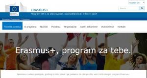 Europska komisija objavila je Poziv na iskaz interesa za 2017. za Erasmus+, program Europske unije za obrazovanje, osposobljavanje, mlade i sport