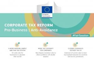 Komisija predlaže veliku reformu poreza na dobit u EU-u