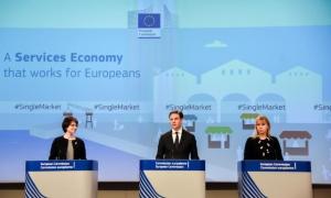 Gospodarstvo usluga na usluzi Europljanima