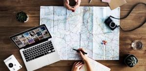 Rezervacija putovanja na internetu