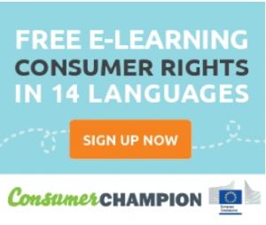 Bavite se potrošačkim pravom? Registrirajte se na platformu Consumer Champion!