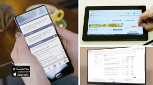 Mobilna aplikacija EUfondovi