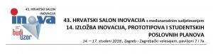 Poziv - Međunarodna izložba inovacija, prototipova i poslovnih planova Budi uzor®/Inova® 2018.