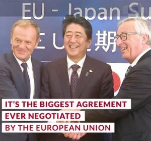 Trgovinski sporazum EU-a i Japana