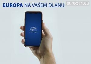 Europa na dlanu: nova aplikacija Citizens' App