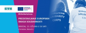 Predstavljanje Europskih snaga solidarnosti