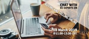 Facebook chat s EU stručnjacima na temu prodaje na daljinu