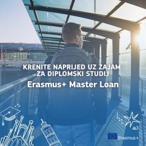 Zajmovi za diplomske studije programa Erasmus+