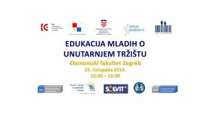 NAJAVA - Edukacija mladih o unutarnjem tržištu EU-a