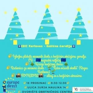 EDIC Karlovac - Božićna čarolija