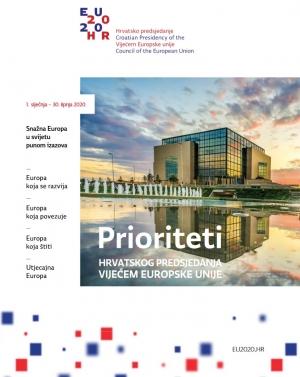 Prioriteti hrvatskog predsjedanja Vijećem EU