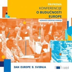 Priprema konferencije o budućnosti Europe
