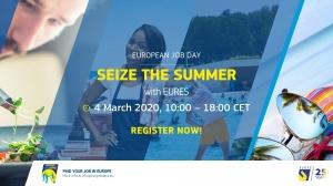 Iskoristite ljeto s EURES-om 2020.