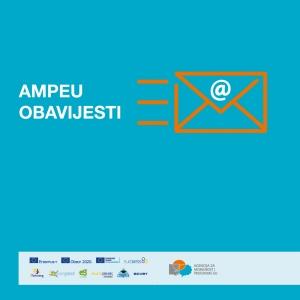 Newsletter Agencije za mobilnost i programe Europske unije