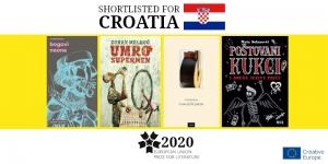 Objavljen uži izbor za Nagradu Europske unije za književnost 2020.