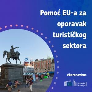 Koronavirus: Pomoć EU-a za oporavak turističkog sektora