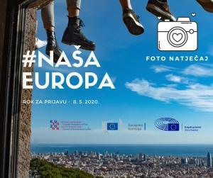 Foto natječaj povodom Dana Europe