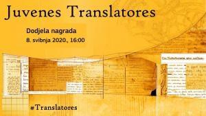 Juvenes translatores: dodjela nagrada najboljim europskim mladim prevoditeljima