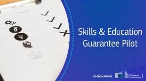 Objavljen poziv za iskazivanje interesa u sklopu pilot-programa jamstava za razvoj vještina i obrazovanja u cijeloj Europi