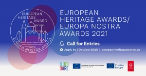 Otvorene prijave za Nagradu europske baštine/nagradu Europa Nostra