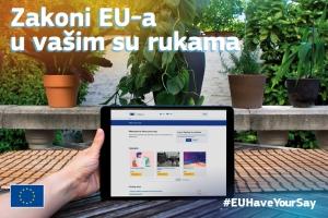 Zakoni EU-a u vašim rukama
