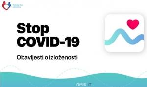 """U Ministarstvu zdravstva predstavljena mobilna aplikacija """"Stop Covid-19"""" o izloženosti koronavirusu"""