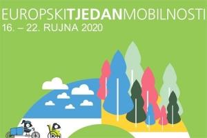 Najava - Europski tjedan mobilnosti 2020.