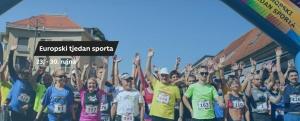 Najava - Europski tjedan sporta
