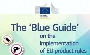 """Objavljena nova verzija """"Plavog vodiča"""" o provedbi pravila EU-a o proizvodima - dostupan i hrvatski prijevod vodiča"""