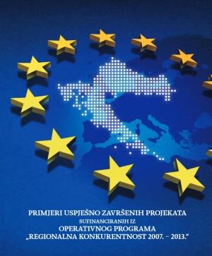 """Objavljena brošura """"Primjeri uspješno završenih EU projekata"""""""