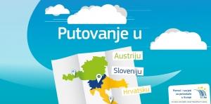 Putovanje u Austriju, Sloveniju i Hrvatsku