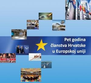 Pet godina članstva Hrvatske u Europskoj uniji